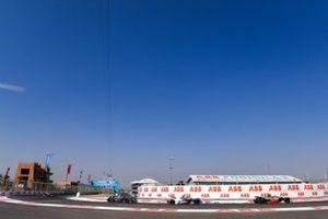 Lucas Di Grassi, Audi Sport ABT Schaeffler, Audi e-tron FE06, Alexander Sims, BMW I Andretti Motorsports, BMW iFE.20, Sam Bird, Virgin Racing, Audi e-tron FE06