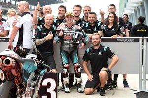 Derde John McPhee, SIC Racing Team