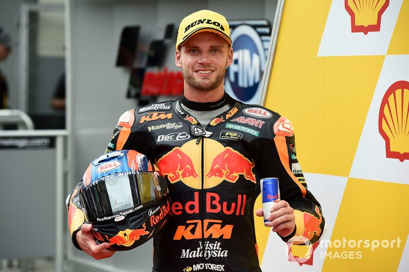#33 Brad Binder, Red Bull KTM Factory Racing