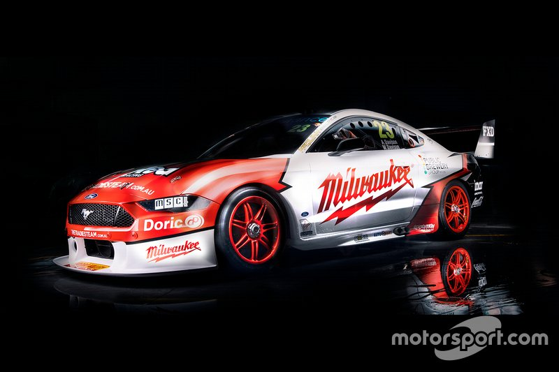 Will Davison, Milwaukee Racing, Alex Davison, Milwaukee Racing