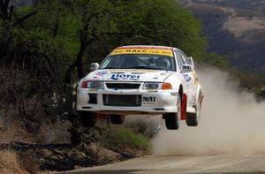 Daniel Sola, Mitsubishi Lancer EVO