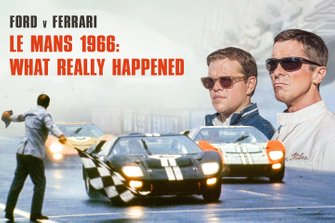 Ford v Ferrari - Le Mans 1966: What Really Happened
