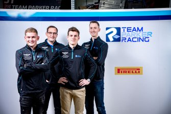 Frank Bird, Euan McKay, Nicolai Kjærgaard, Stuart Parker, Team Parker Racing