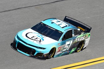 Joey Gase, Petty Ware Racing, Chevrolet Camaro EFX Corp