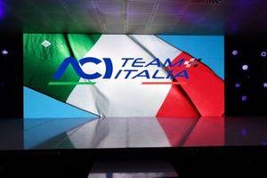 Presentación pilotos Aci Team Italia