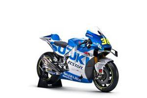 GSX-RR 2020 di Joan Mir, Team Suzuki MotoGP