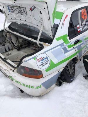 Mikołaj Kempa, Marcin Szeja, Mitsubishi Lancer Evo IX