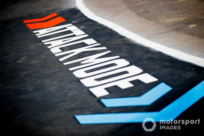 Track walk, branding