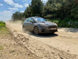 Sobiesław Zasada, Tomasz Borysławski, Ford Fiesta Rally3