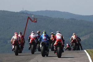 Joan Mir, Team Suzuki MotoGP, Michele Pirro, Pramac Racing