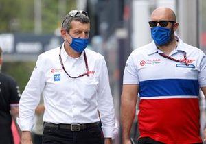 Guenther Steiner Direcotor de Haas F1