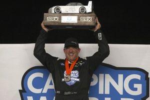 Champion Tony Stewart, SRX Nashville
