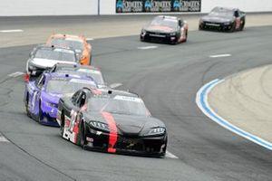 Jesse Little, B.J. McLeod Motorsports, Toyota Supra, Landon Cassill, JD Motorsports, Chevrolet Camaro Voyager