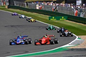 Renn-Action der W-Series 2021 in Silverstone