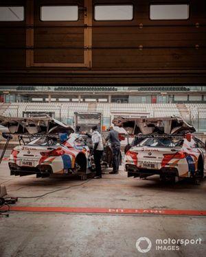 BMW M6 GT3, Walkenhorst Motorsport