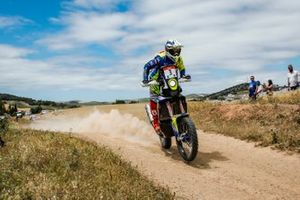 #3 Team Sherco RallyE Sherco Factory 450 RTR: Rui Goncalves