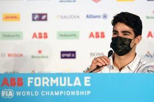 Sergio Sette Camara, Dragon Penske Autosport, in conferenza stampa