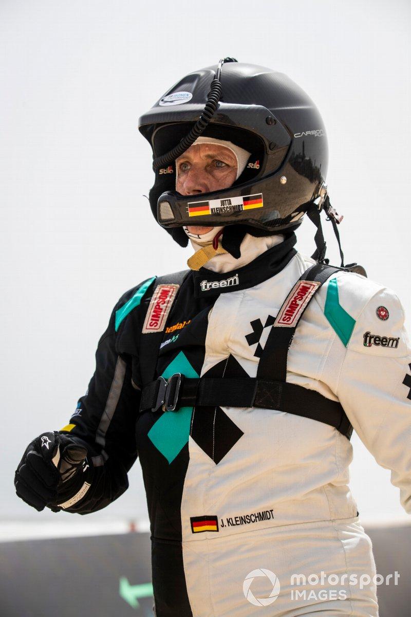 Jutta Kleinschmidt, ABT CUPRA XE