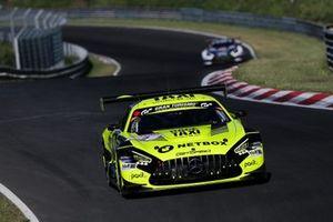 #2 GetSpeed Mercedes-AMG GT3: Kuba Giermaziak, Frank Kechele
