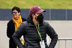 Fabian Vettel, hermano de Sebastian Vettel