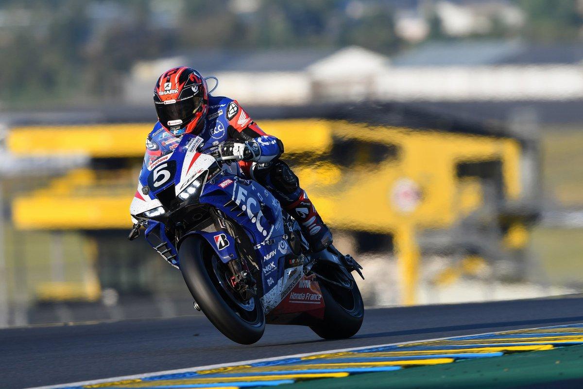#5 Honda FCC TSR: Josh Hook, Yuki Takahashi, Mike Di Meglio
