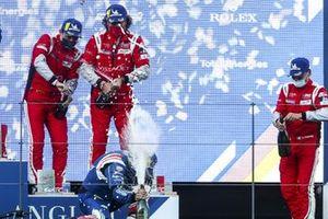 3. GTE-Am: #54 AF Corse Ferrari 488 GTE EVO: Thomas Flohr, Francesco Castellacci, Giancarlo Fisichella