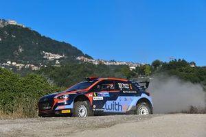 Umberto Scandola, Guido D'Amore, Hyundai Rally Team Italia/SA Motorsport, Hyundai i20 NG R5