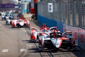 Sebastien Buemi, Nissan e.Dams, Nissan IMO2, Alex Lynn, Mahindra Racing, M7Electro