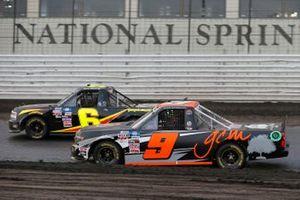 Norm Benning, Norm Benning Racing, Chevrolet Silverado MDS A Sign Co, Codie Rohrbaugh, CR7 Motorsports, Chevrolet Silverado Grant County Mulch
