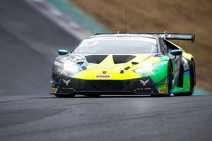 #63 Leo Machitski / Dennis Lind - Barwell Motorsport Lamborghini Huracan GT3 Evo