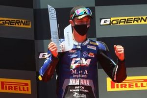 Podium: Luca Bernardi, CM Racing