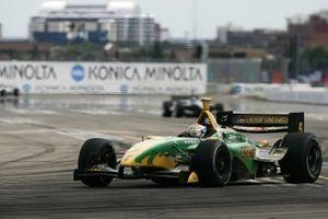 Will Power, Team Australia, Panoz-Cosworth DP01