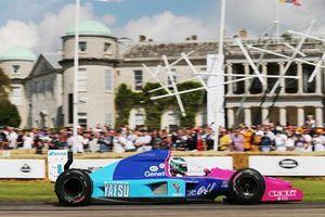 Nick Padmore, Brabham Judd
