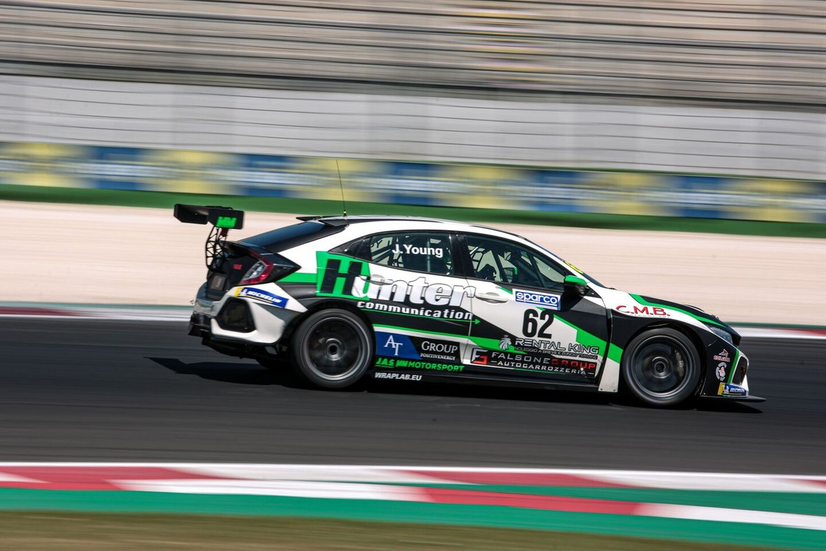 Jack Young, MM Motorsport, Honda Civic Type R TCR