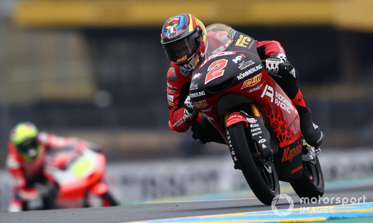 Gabriel Rodrigo, Team Gresini Moto3