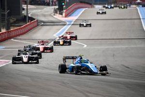 Caio Collet, MP Motorsport and Frederik Vesti, ART Grand Prix