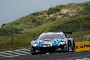 #33 Rutronik Racing by Tece Audi R8 LMS: Kim-Luis Schramm, Dennis Marschall