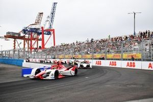 Sergio Sette Camara, Dragon Penske Autosport, Penske EV-5, Pascal Wehrlein, Tag Heuer Porsche, Porsche 99X Electric