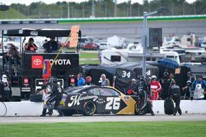Santino Ferrucci, Sam Hunt Racing, Toyota Supra Manatawny Still Works