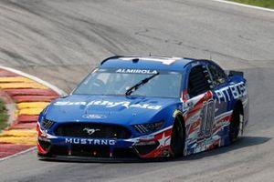 Aric Almirola, Stewart-Haas Racing, Ford Mustang Smithfield / Pit Boss Grills
