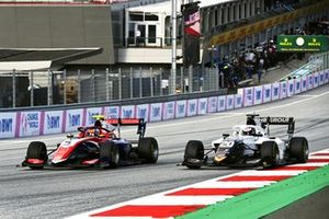 Clement Novalak, Trident, Battles With Pierre-Louis Chovet, Campos Racing
