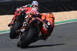 Danilo Petrucci, KTM Tech 3, Francesco Bagnaia, Ducati Team, Alex Marquez, Team LCR Honda