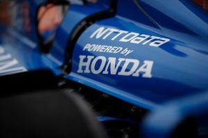 Loogs: NTT Data, Powered by Honda