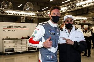 GTE Pole sitter #92 Porsche GT Team Porsche 911 RSR - 19: Kevin Estre