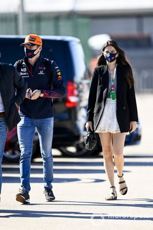 Max Verstappen, Red Bull Racing en Kelly Piquet