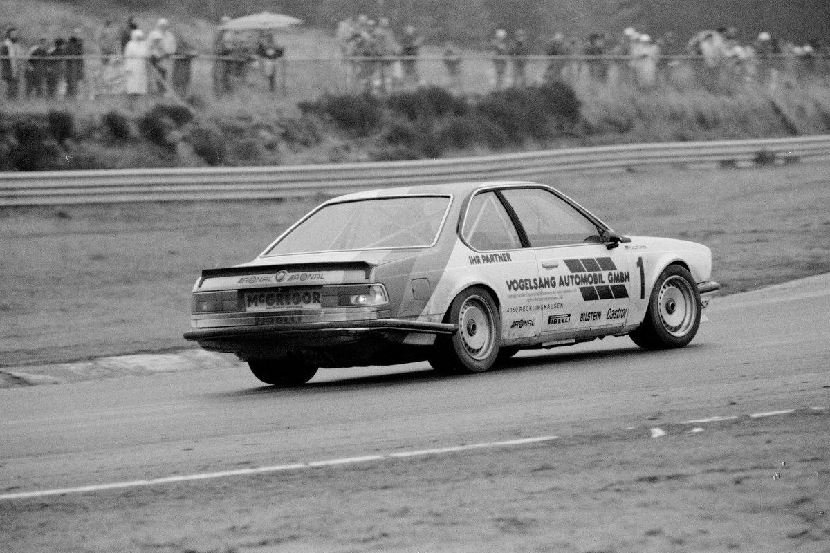 Harald Grohs (BMW 635 CSi): Zolder 1984