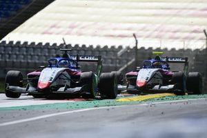 Niko Kari, Charouz Racing System and Igor Fraga, Charouz Racing System