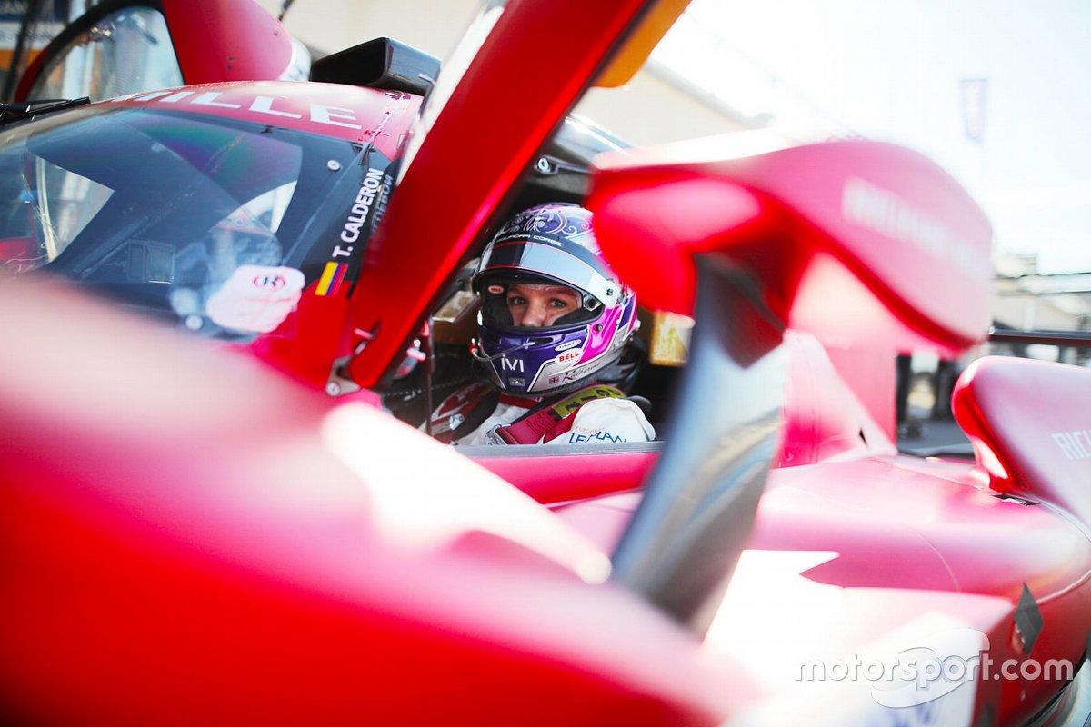#50 Richard Mille Racing Team Oreca 07 - Gibson: Katherine Legge