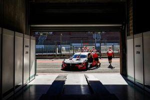Car of Robert Kubica, Orlen Team ART, BMW M4 DTM