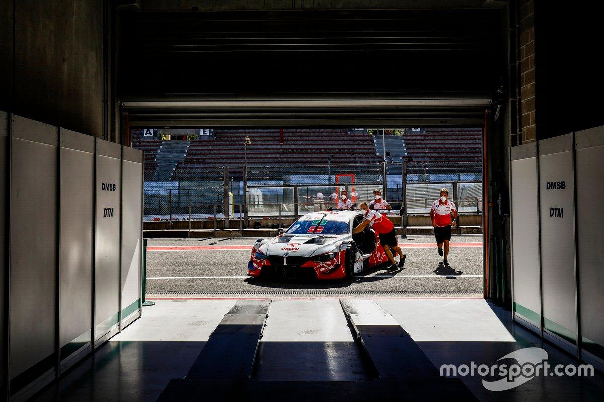 L'auto di Robert Kubica, Orlen Team ART, BMW M4 DTM